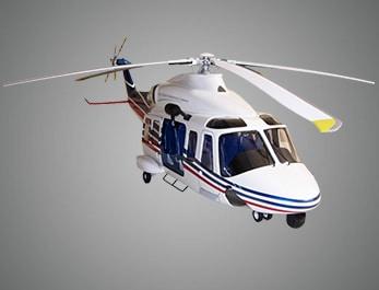 Aircraft model.