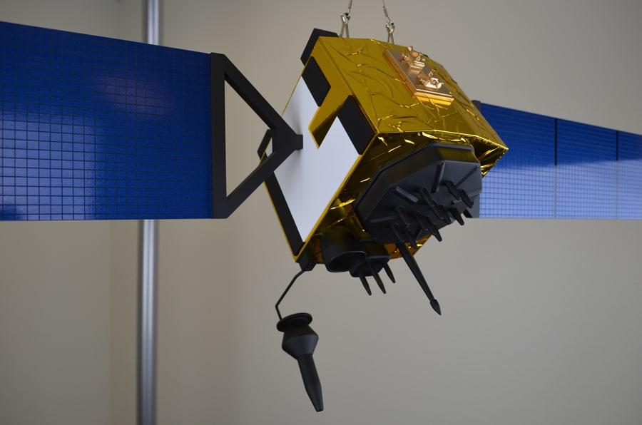15th Scale GPS IIF Satellite Model