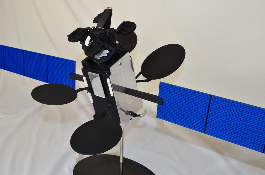 30th Scale EchoStar XVIII Satellite Model