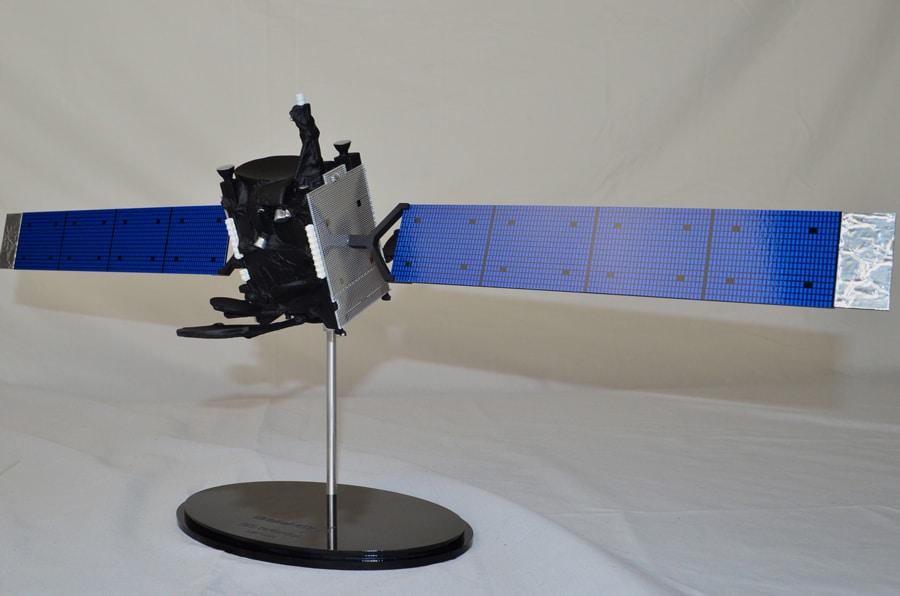 40th Scale SES 16 Satellite Model