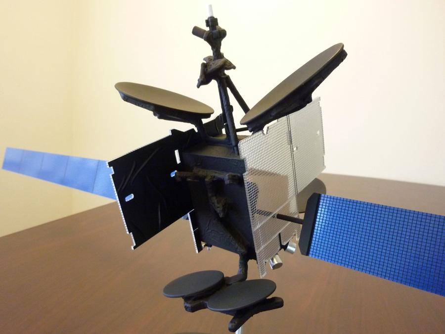 48th Scale DirecTV Satellite Model
