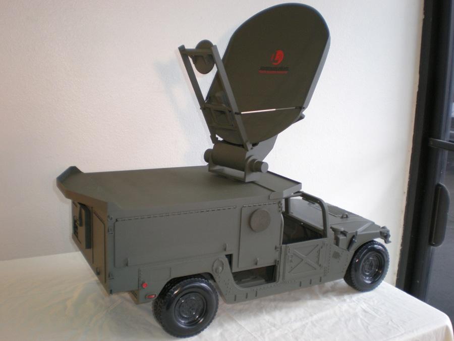 Humvee Model