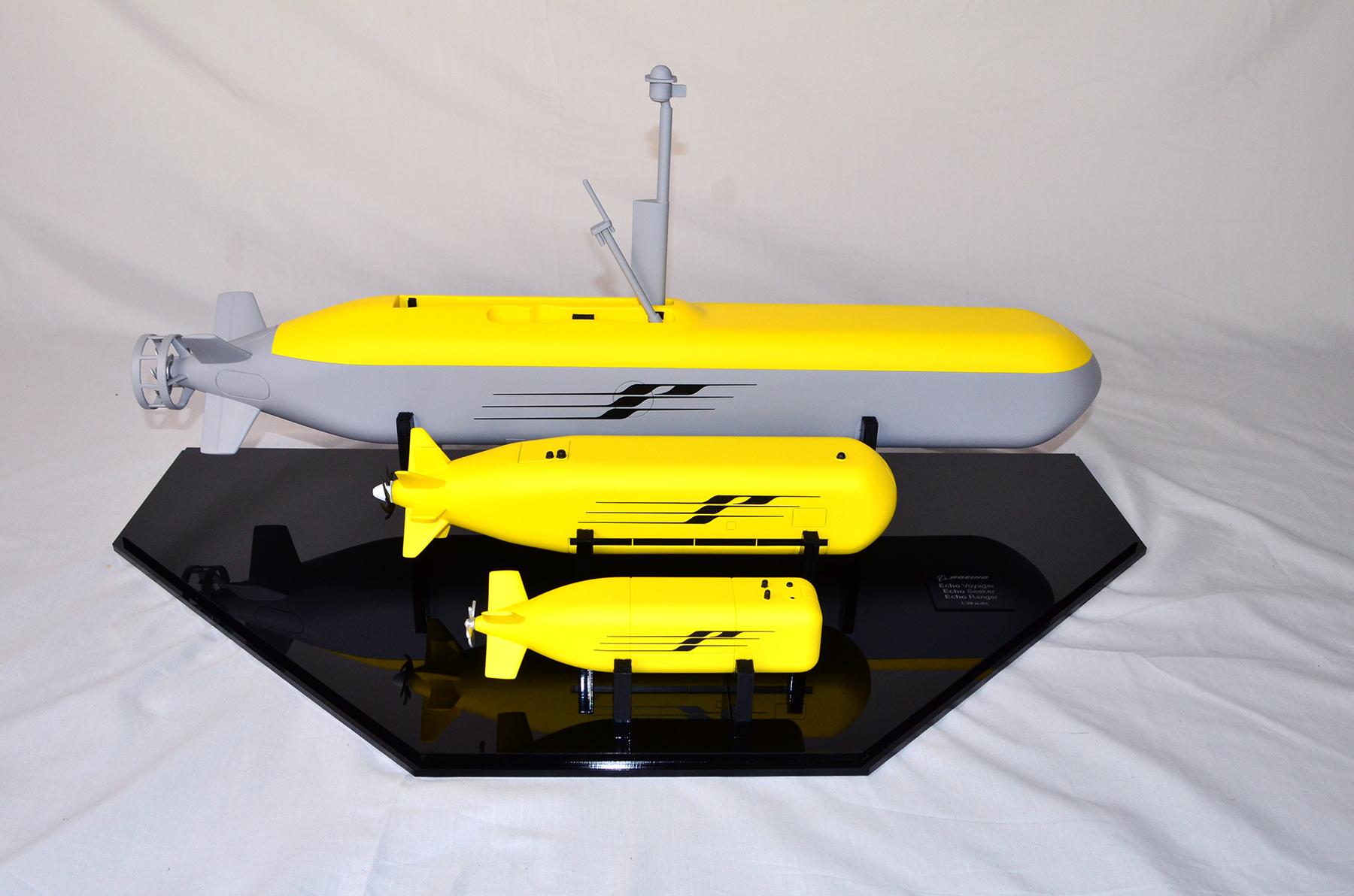 Boeing EchoVoayager - Echo Seeker - Echo Ranger Models