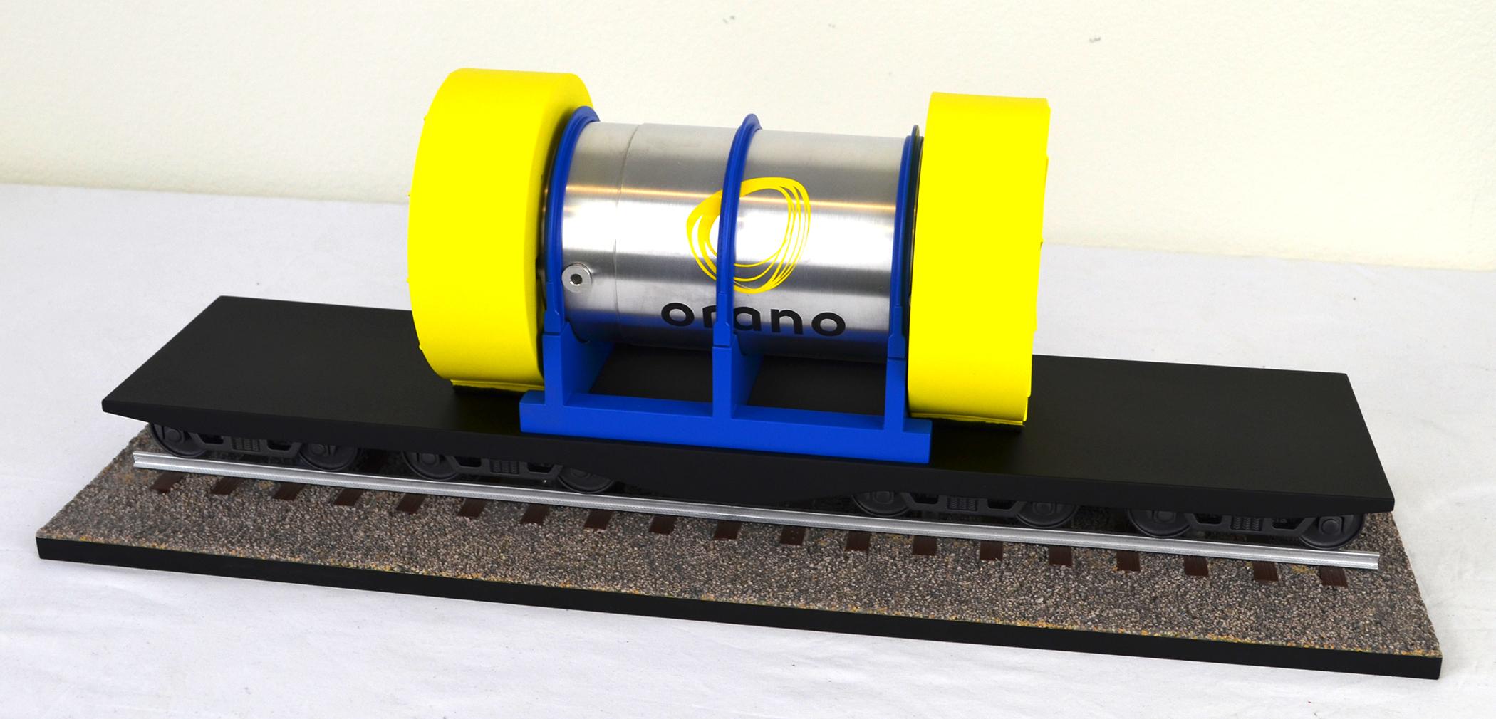 Orano TN-40HT Model